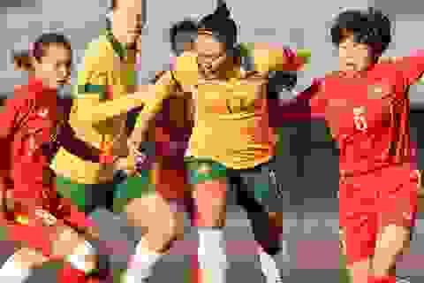 Bóng đá nữ Việt Nam ở đâu so với trình độ châu lục?