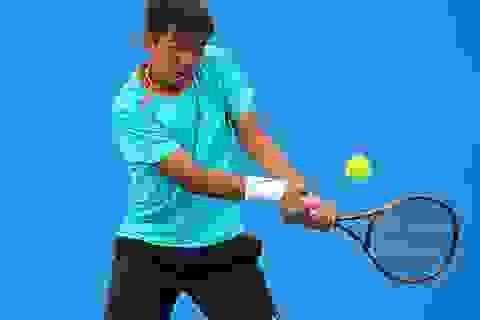 Lý Hoàng Nam đánh liền 3 trận cho đội tuyển Việt Nam tại Davis Cup