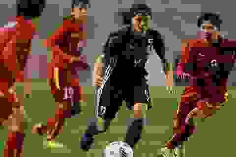 Đội tuyển nữ Việt Nam thua đậm Nhật Bản tại vòng loại Olympic 2016
