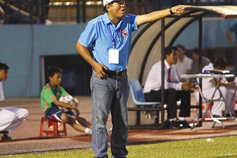 """HLV Trần Bình Sự: """"Hình phạt cho cầu thủ Đồng Nai là bài học cho những người khác"""""""