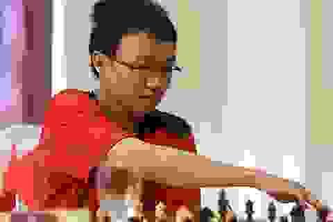 Thất bại trước Wang Hao, Trường Sơn rơi khỏi nhóm đầu