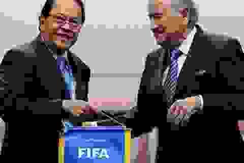 Liên đoàn bóng đá Thái Lan chỉ mất 4 tháng để tìm chủ tịch mới