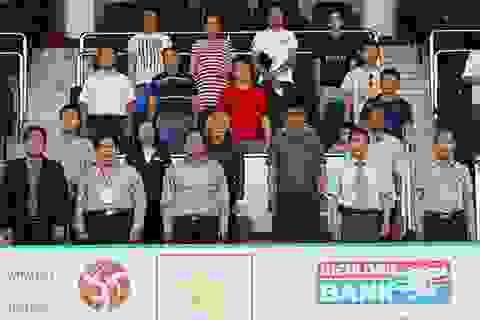 Chủ tịch VFF Lê Hùng Dũng không dự khán trận khai mạc giải hạng Nhất 2016