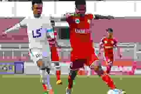 Ứng cử viên vô địch TPHCM không thể vượt qua Tây Ninh