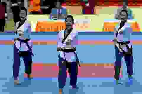 Vì sao Taekwondo Việt Nam thất bại ở sân chơi tầm thế giới?