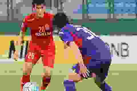Công Vinh ghi bàn, B.Bình Dương vẫn thua FC Tokyo