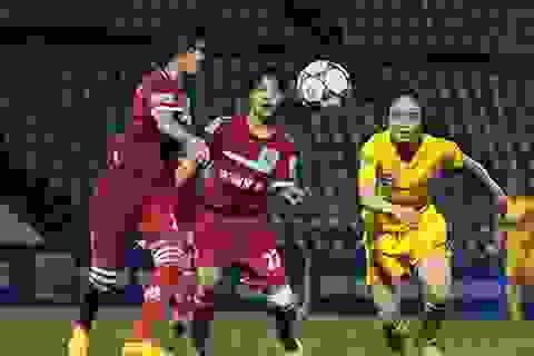 Thắng trận thứ hai liên tiếp, Hà Nam giành lại ngôi đầu bảng