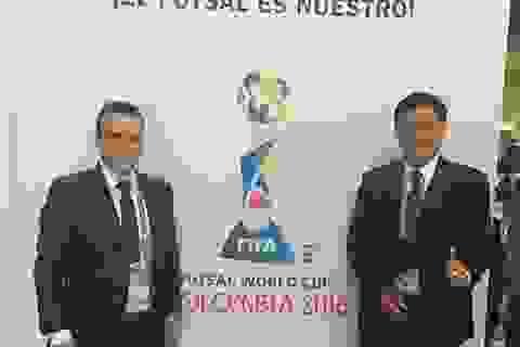 """HLV Bruno Garcia lo ngại futsal Việt Nam là đội """"lót đường"""" ở World Cup 2016"""