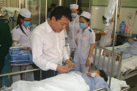 Vụ tai nạn 12 người chết: Danh tính 40 người bị thương
