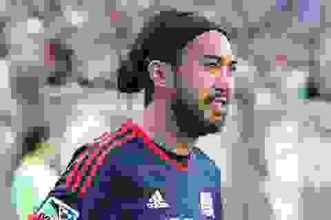 Lee Nguyễn mất cơ hội tham dự Copa America 2016