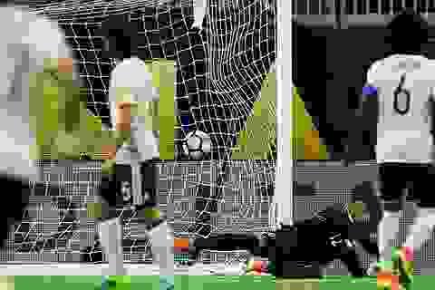 Thua Costa Rica, Colombia mất ngôi đầu vào tay đội tuyển Mỹ