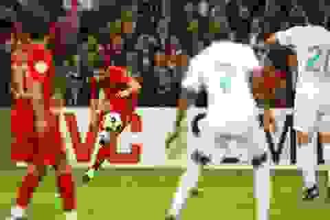C.Ronaldo giữ kỷ lục đá phạt... kém nhất lịch sử các giải đấu lớn