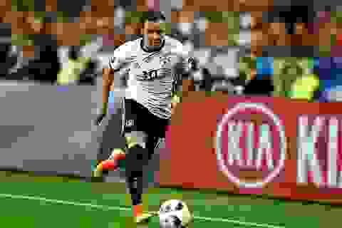 Khác biệt giá trị chuyển nhượng giữa ngôi sao triệu đô của Đức với cầu thủ Bắc Ireland