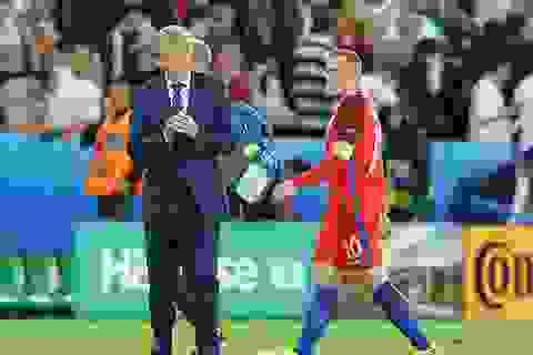 HLV Roy Hodgson tuyên bố Anh không ngán đội nào ở vòng loại trực tiếp