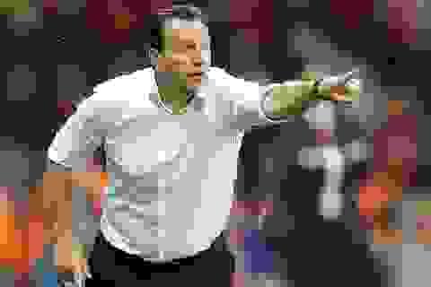 HLV Marc Wilmots bị chấm điểm kém nhất trận Bỉ -  Xứ Wales