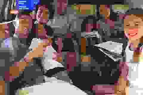 Tận thưởng chiến thắng tại Euro, C.Ronaldo đưa cả nhà đi nghỉ mát