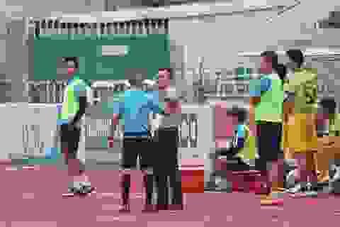 Khi các CLB V-League thiếu tôn trọng BTC và giới trọng tài