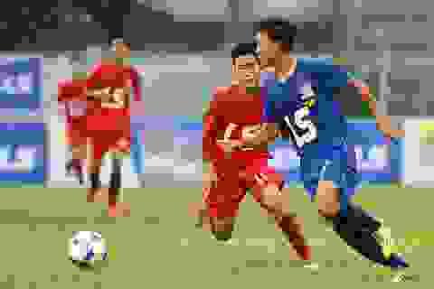 Ứng viên vô địch PVF thắng trận đầu ở giải U15 quốc gia