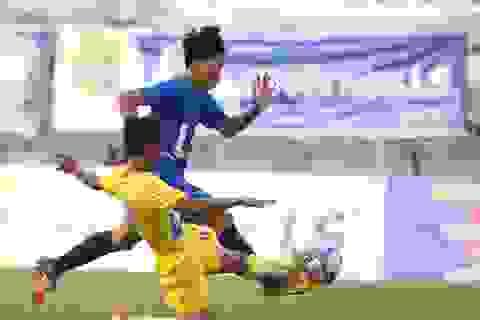 PVF giành vé đầu tiên vào bán kết giải U15 quốc gia
