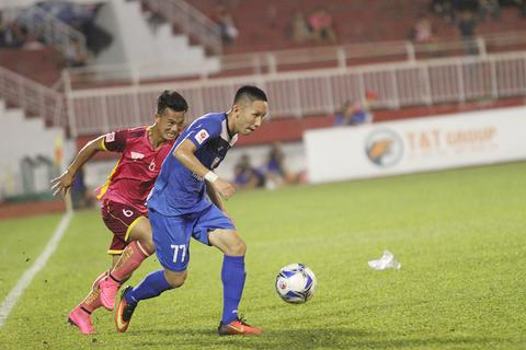 """Vòng 25 V-League 2016: """"Chung kết"""" trên sân Cẩm Phả"""