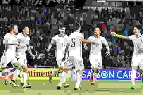 Thái Lan gục ngã trước Nhật Bản ngay trên sân nhà