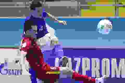 Nguyên nhân nào giúp đội tuyển futsal Việt Nam lột xác trước Italia?