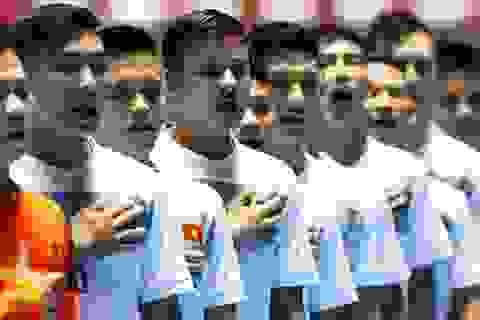 Việt Nam giành danh hiệu Fair-play của World Cup futsal 2016