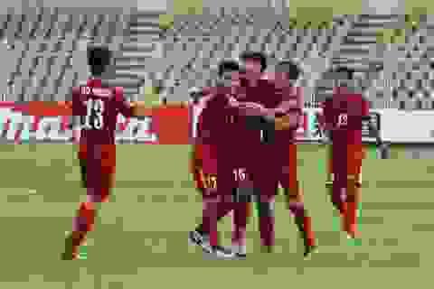 U16 Việt Nam không muốn tự tạo ra áp lực tâm lý trước trận đấu với Iran