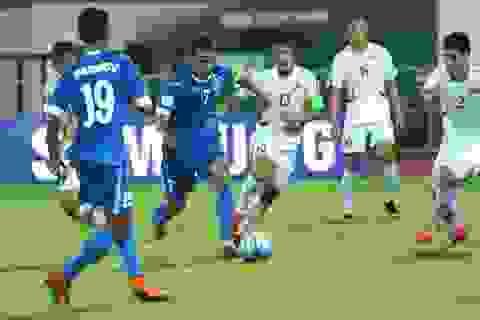 Thủ môn U16 Triều Tiên dính nghi án cố tình để thua tại giải châu Á