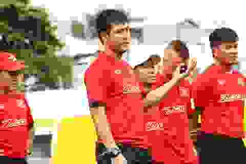 """HLV Hữu Thắng mất """"phó tướng"""" ở đội tuyển Việt Nam"""