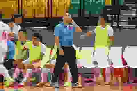 Những cột mốc đáng nhớ của HLV Bruno Garcia với futsal Việt Nam