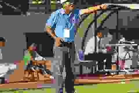 HLV Trần Bình Sự bất ngờ dẫn dắt B.Bình Dương