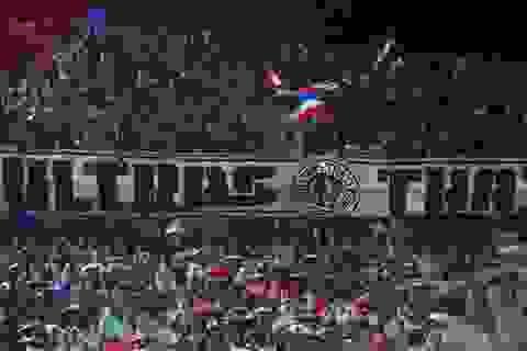 Thái Lan vẫn sẽ đá các trận vòng knock-out AFF Cup trên sân nhà