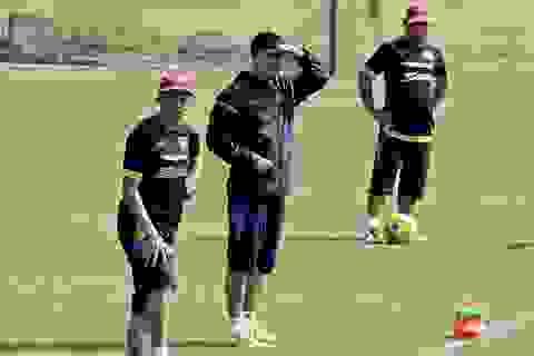 Đội tuyển Việt Nam hoàn thiện đội hình sau trận đấu với Indonesia?
