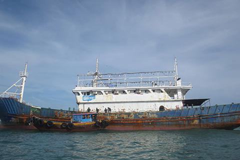 """""""Tàu ma"""" ở Bình Thuận: Loại trừ khả năng tàu gặp cướp biển"""
