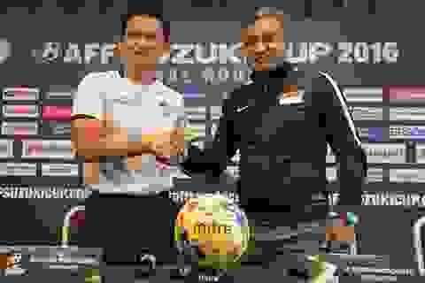 Đội tuyển Singapore tuyên bố có cách chế ngự Thái Lan