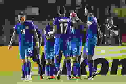Thái Lan không chủ quan trước trận bán kết lượt về với Myanmar