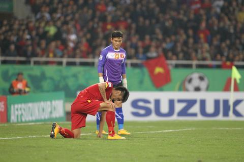 Đội tuyển Việt Nam chưa hề ngược dòng thành công ở bán kết AFF Cup