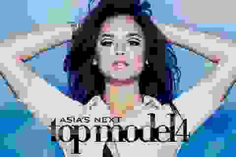 """Quỳnh Mai bị phạt 22,5 triệu đồng vì """"thi chui"""" Asia's Next Top Model"""