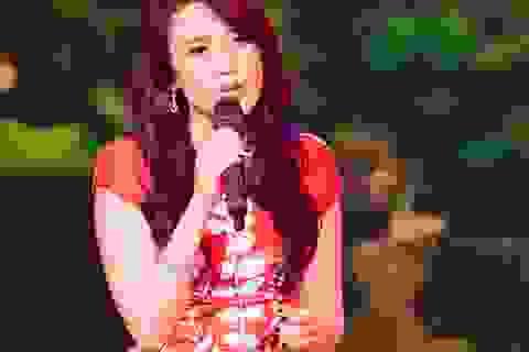Mỹ Tâm bật khóc khi nhớ lại kỷ niệm với nhạc sĩ Thanh Tùng