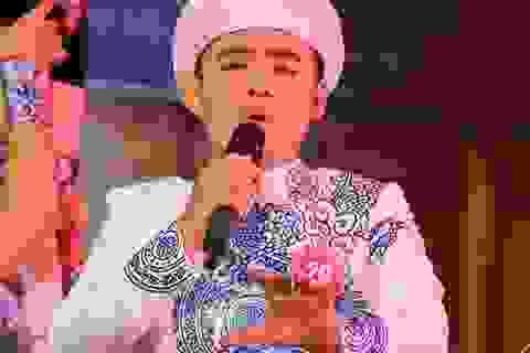 Hoàng Thanh Long gây ấn tượng mạnh tại Cuộc thi Tài năng âm nhạc trẻ 2016