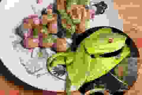 Hãi hùng với ba món ăn kinh dị của người Việt