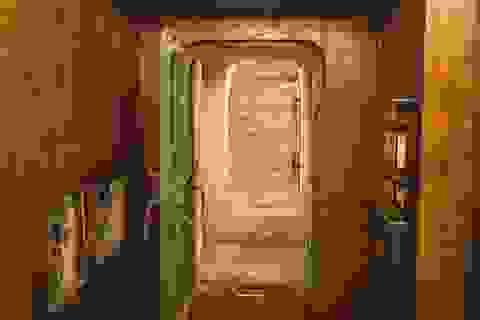 Có một căn hầm bí mật khác dưới Hoàng thành Thăng Long