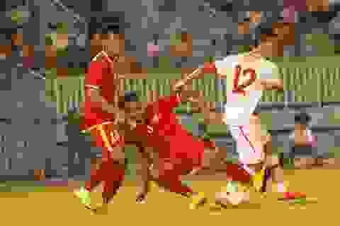 Dính chấn thương, Duy Khánh phải rời đội tuyển Việt Nam