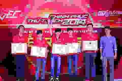 Thể thao điện tử Việt Nam đã tìm ra nhà vô địch năm 2014