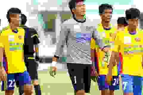 CLB bóng đá Đồng Tháp chưa hết khó khăn