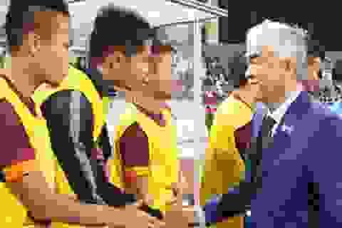 Phát biểu gây sốc của HLV Miura và thực trạng bóng đá Việt Nam