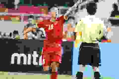 Cánh phải của đội tuyển Việt Nam hay nhất AFF Cup 2014