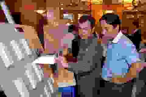 Thái Sơn Nam ra mắt dòng sản phẩm công tắc, ổ cắm dân dụng thương hiệu LS – Hàn Quốc