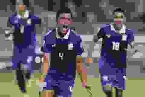 Thái Lan lỡ kế hoạch gặp Việt Nam ở chung kết